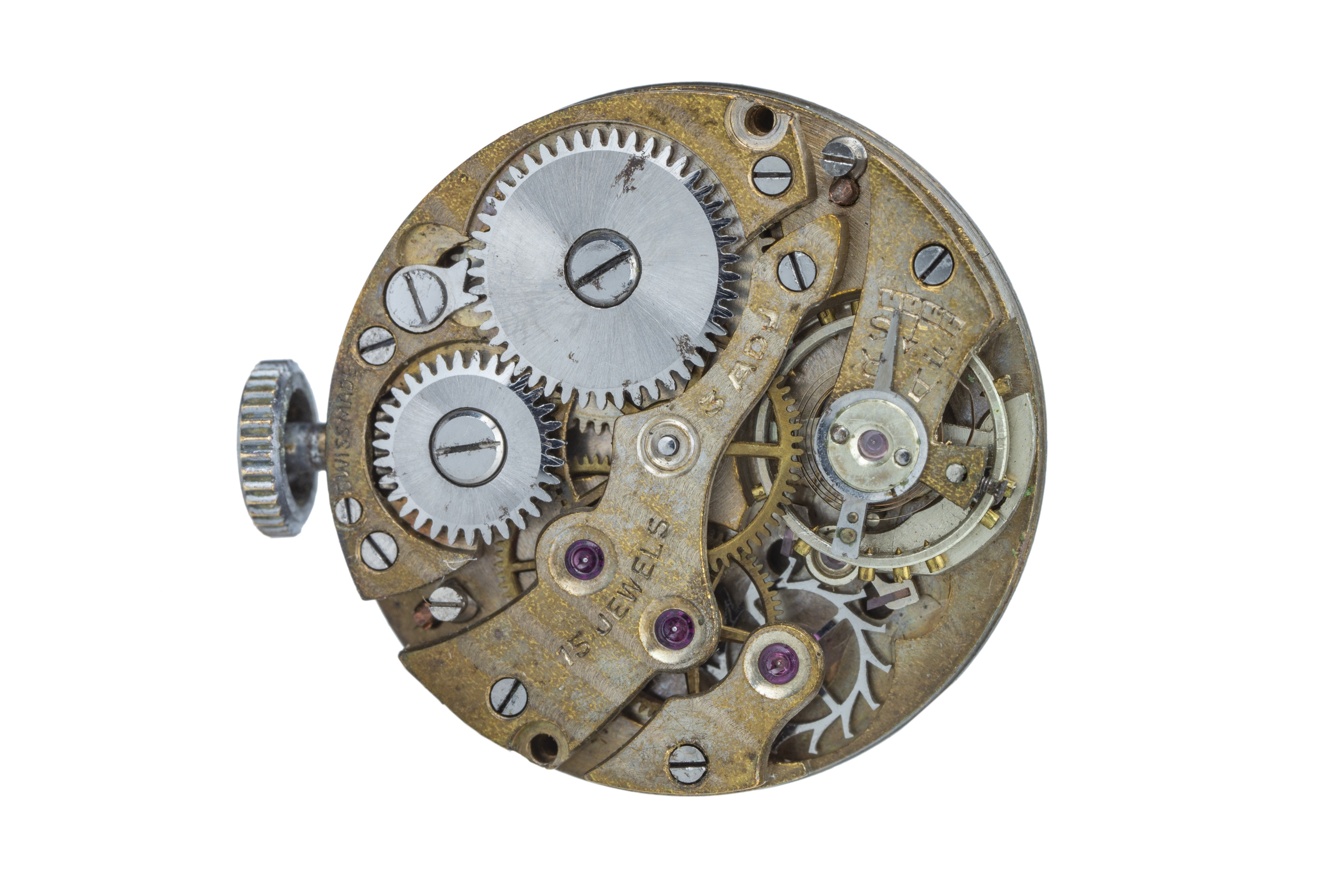 An Edwardian 18 carat gold and diamond cocktail watch. - Image 3 of 3