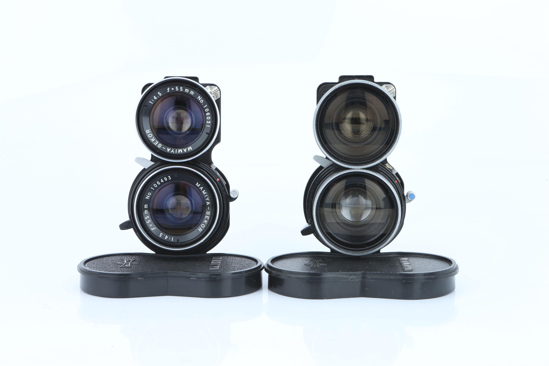A Mamiya C330 Professional TLR Camera, - Image 5 of 5