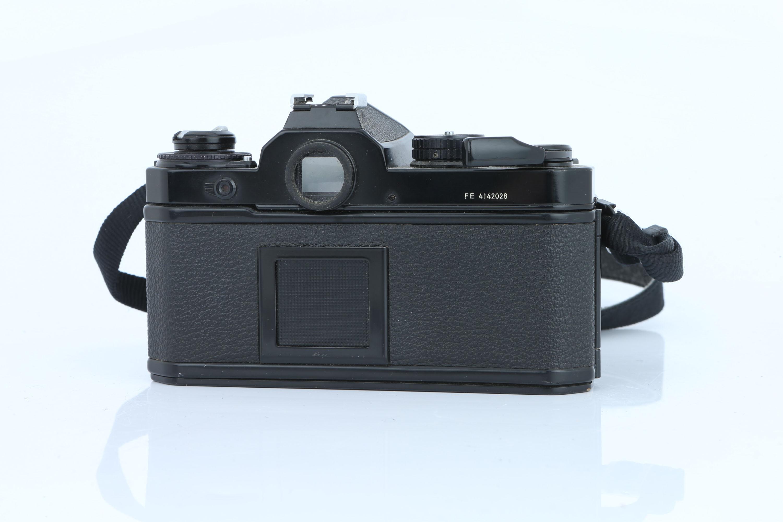A Nikon FE SLR Body, - Image 3 of 3