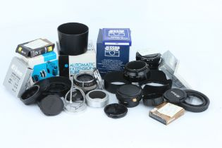 A Selection of NIkon Fit Accessories,
