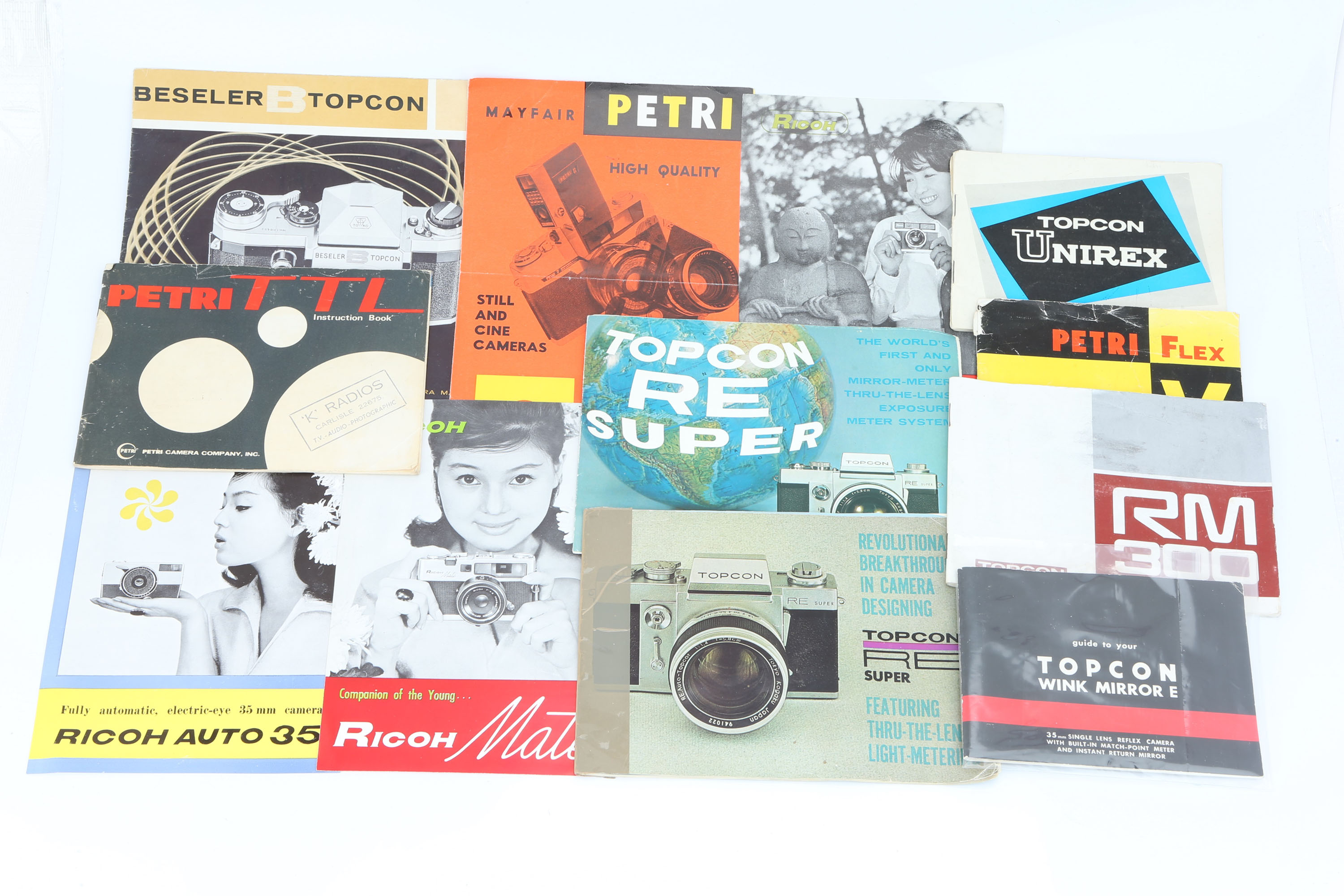 A Selection of Yashica Literature, - Image 3 of 3