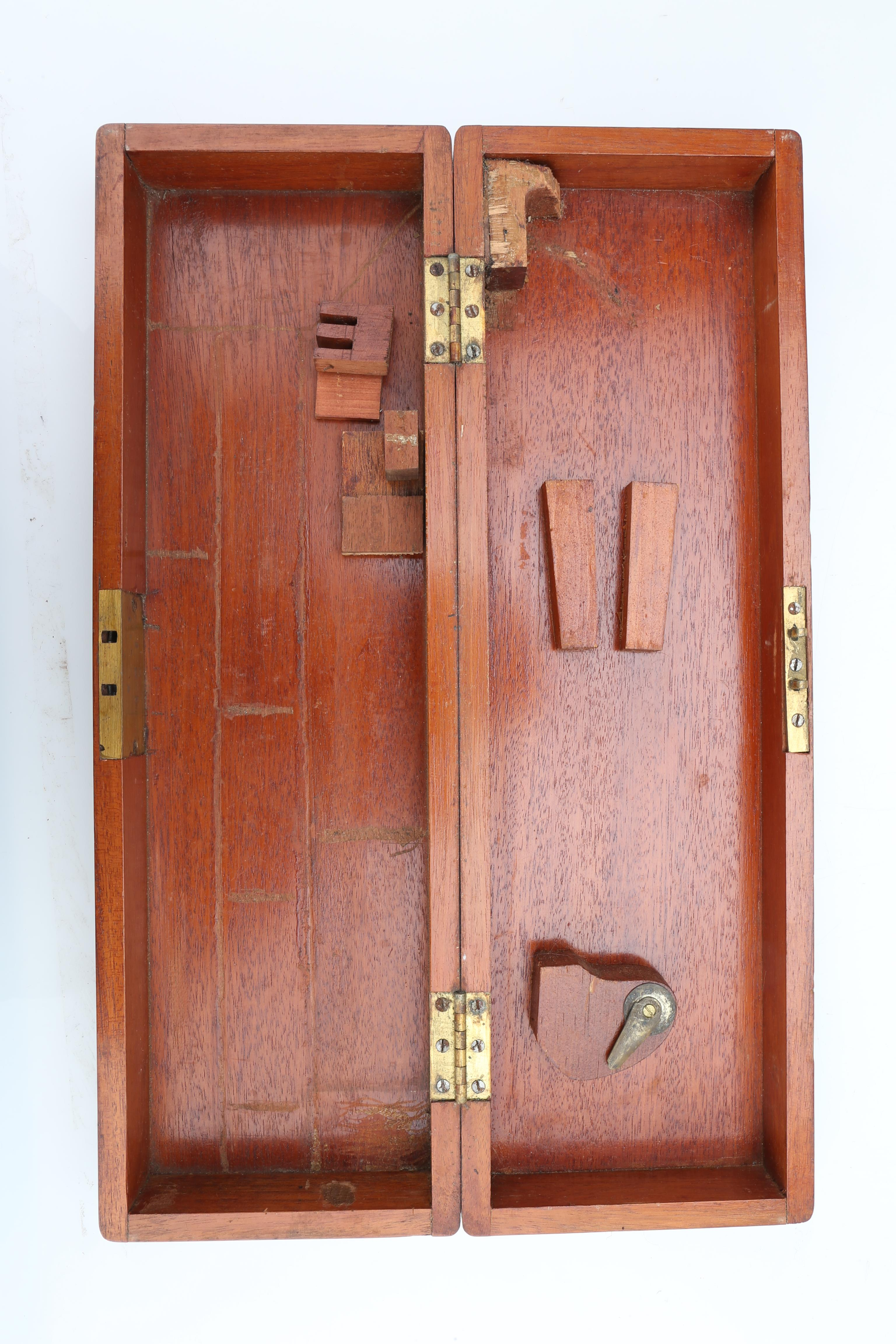 Antique Surgical Instrument Cases, - Image 4 of 5
