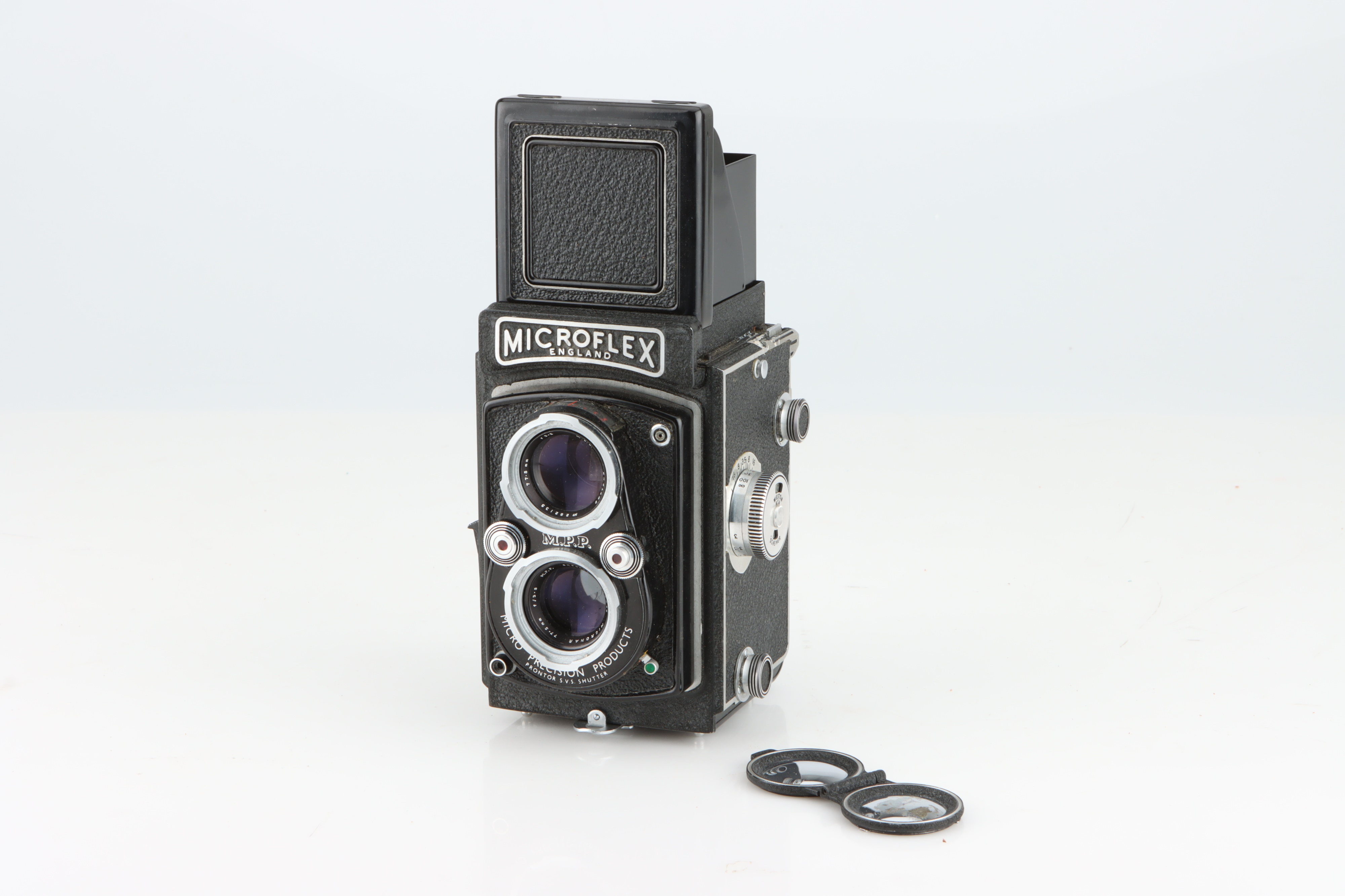 An MPP Microflex TLR Camera, - Image 2 of 2