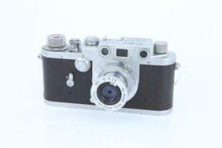 A Leotax T Rangefinder Camera,