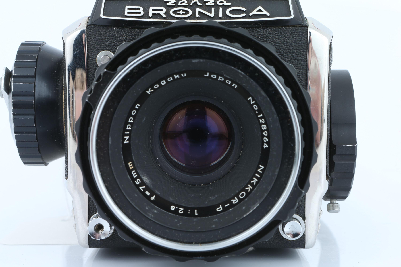 A Zenza Bronica S2A Medium Format Camera, - Image 3 of 4