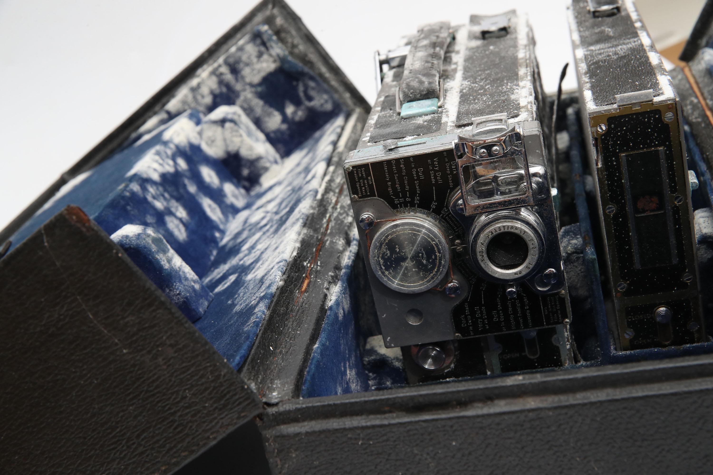 A Kodak Special Cine Camera,