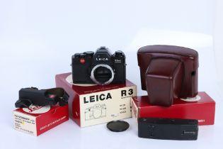 A Leica R3 MOT SLR Body,