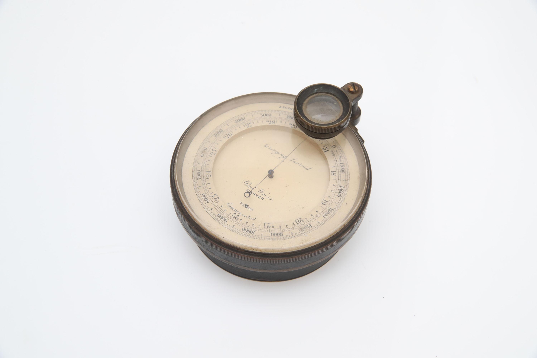 A Surveying Barometer,