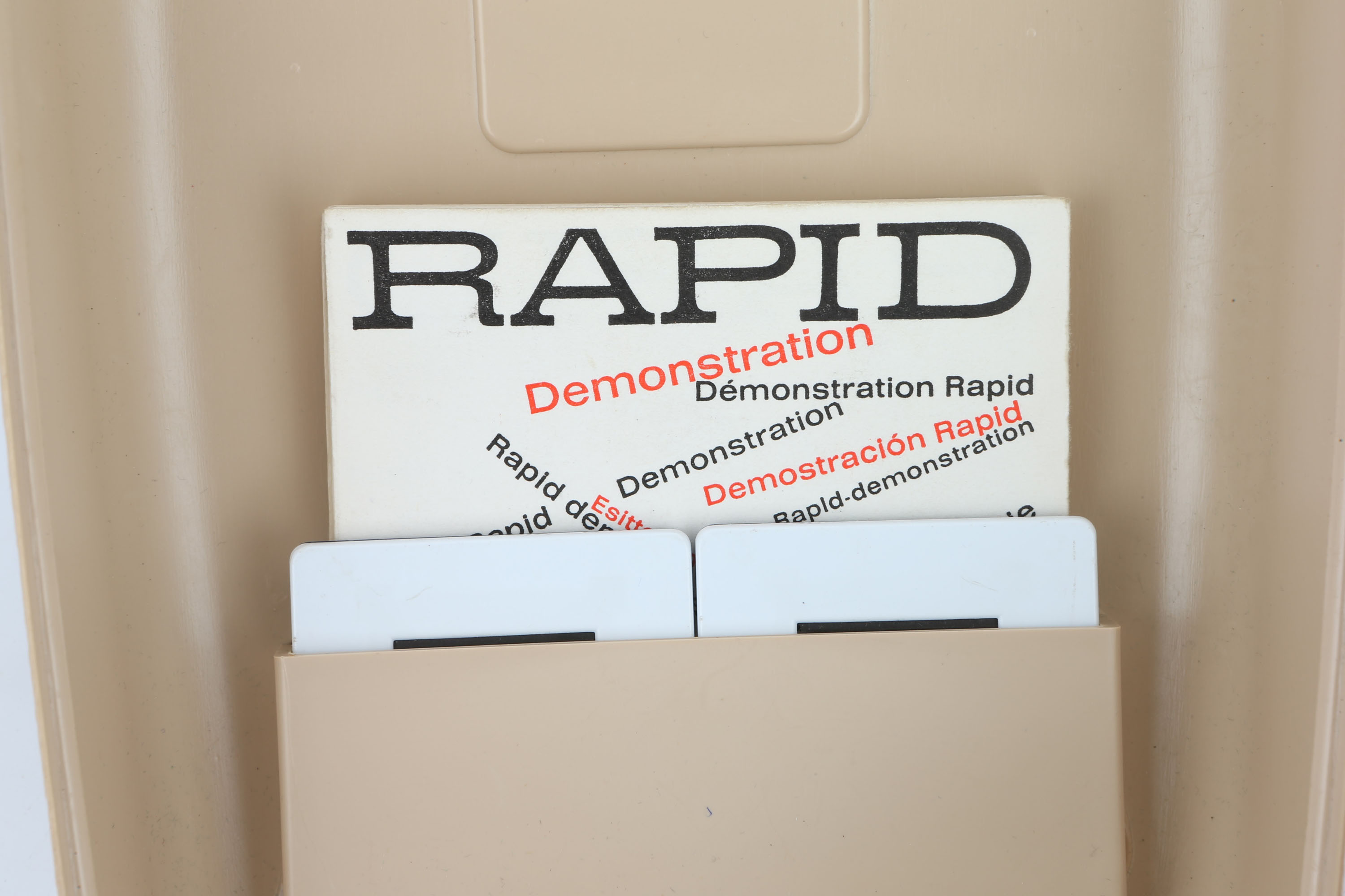 An Agfa Rapid Demonstration Model, - Image 3 of 3