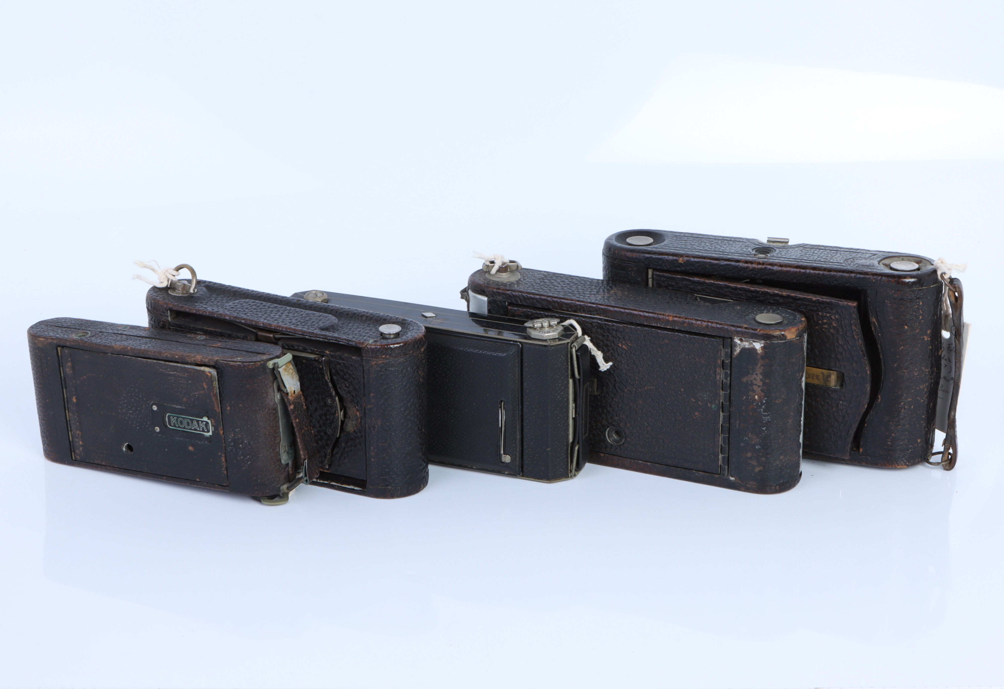 A Selection of Various Folding Cameras, - Image 2 of 2