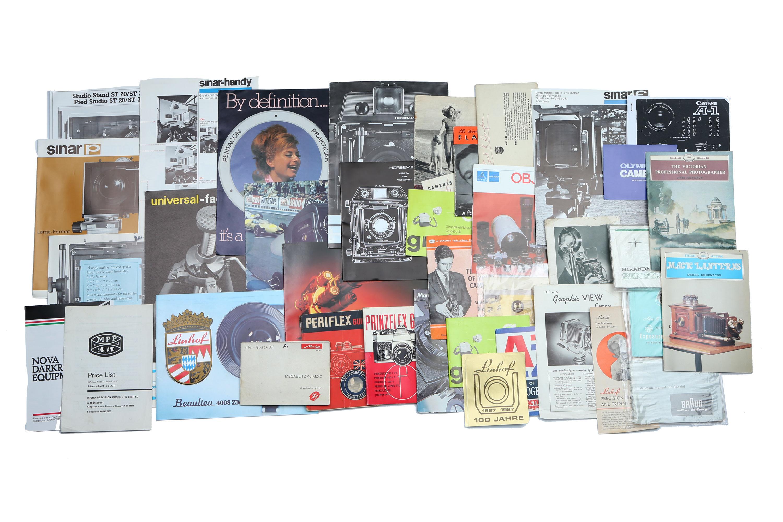 A Good Board Selection of Camera Literature,