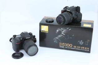 A Nikon D7200 Digital SLR Camera,