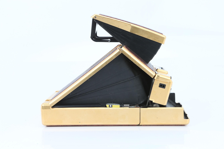 A Polaroid Land Camera SX-70 Alpha 1, - Image 3 of 8