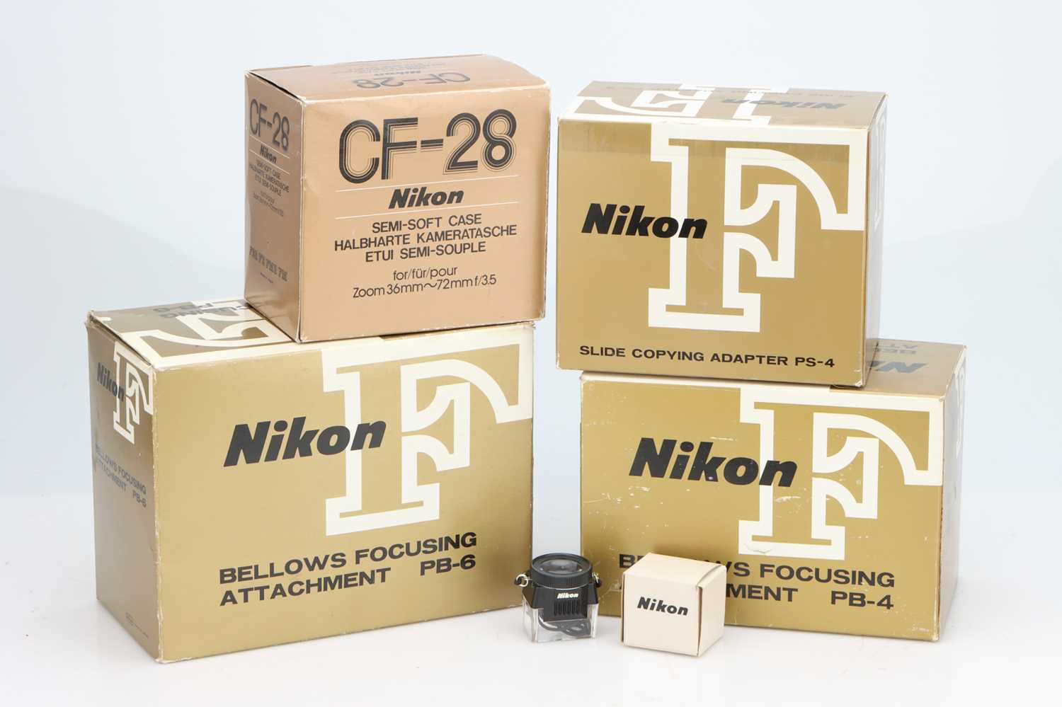 A Selection of Nikon Accessories,