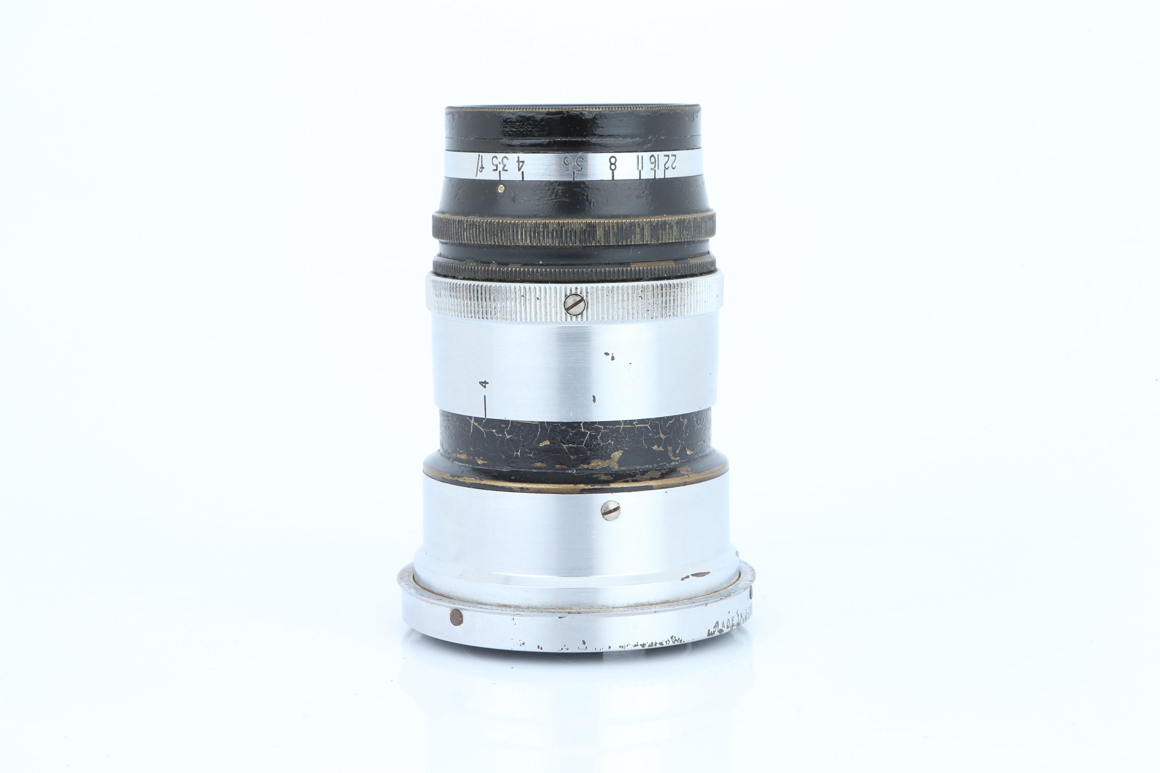 "A Ross Definex f/3.5 3½"" Lens, - Image 3 of 3"