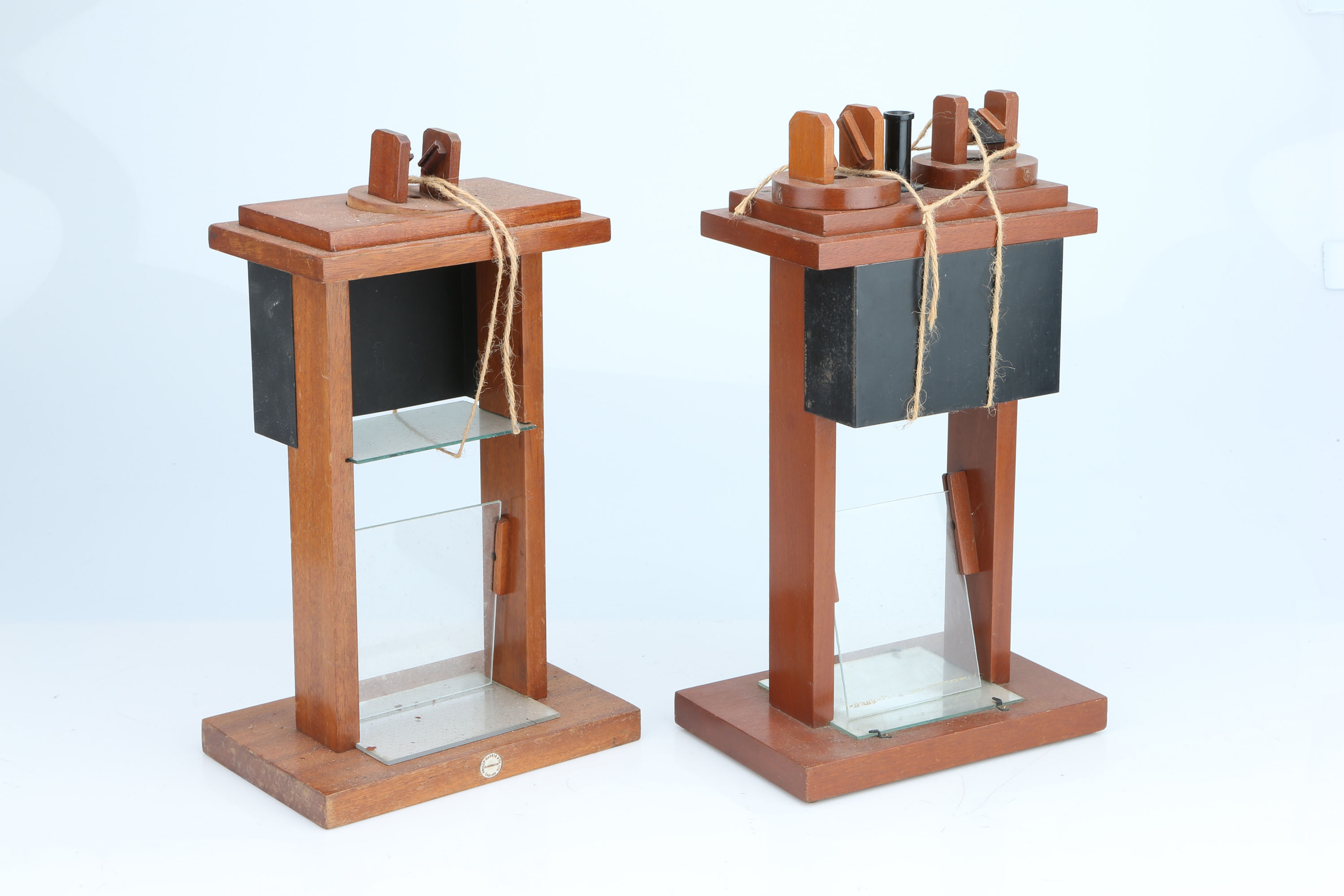A Pair of Demonstration Polariscopes, - Image 3 of 3