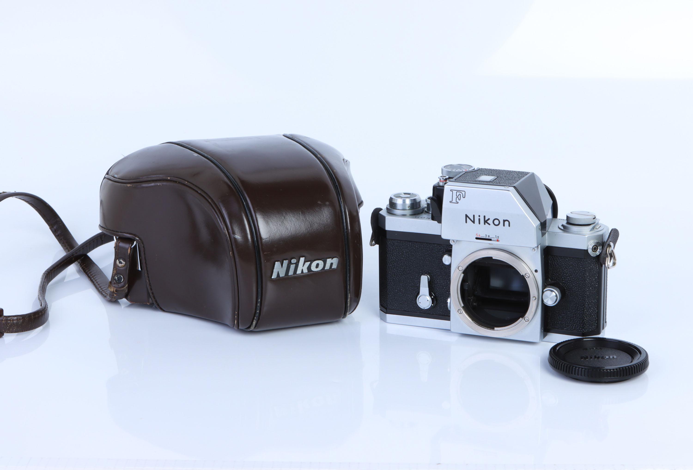 A Nikon F Photomic SLR Body,