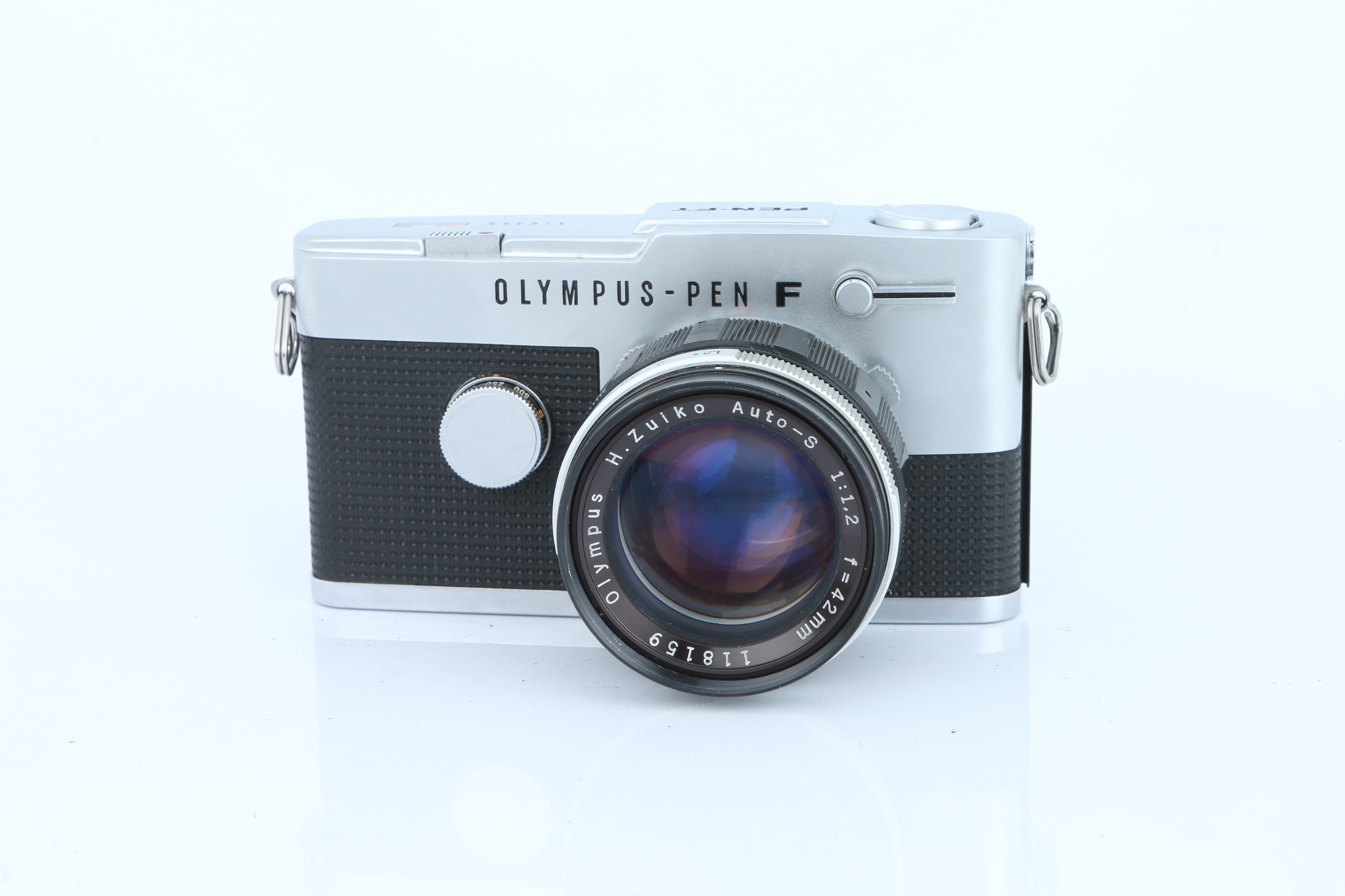 An Olympus Pen-FT Camera, - Image 2 of 3