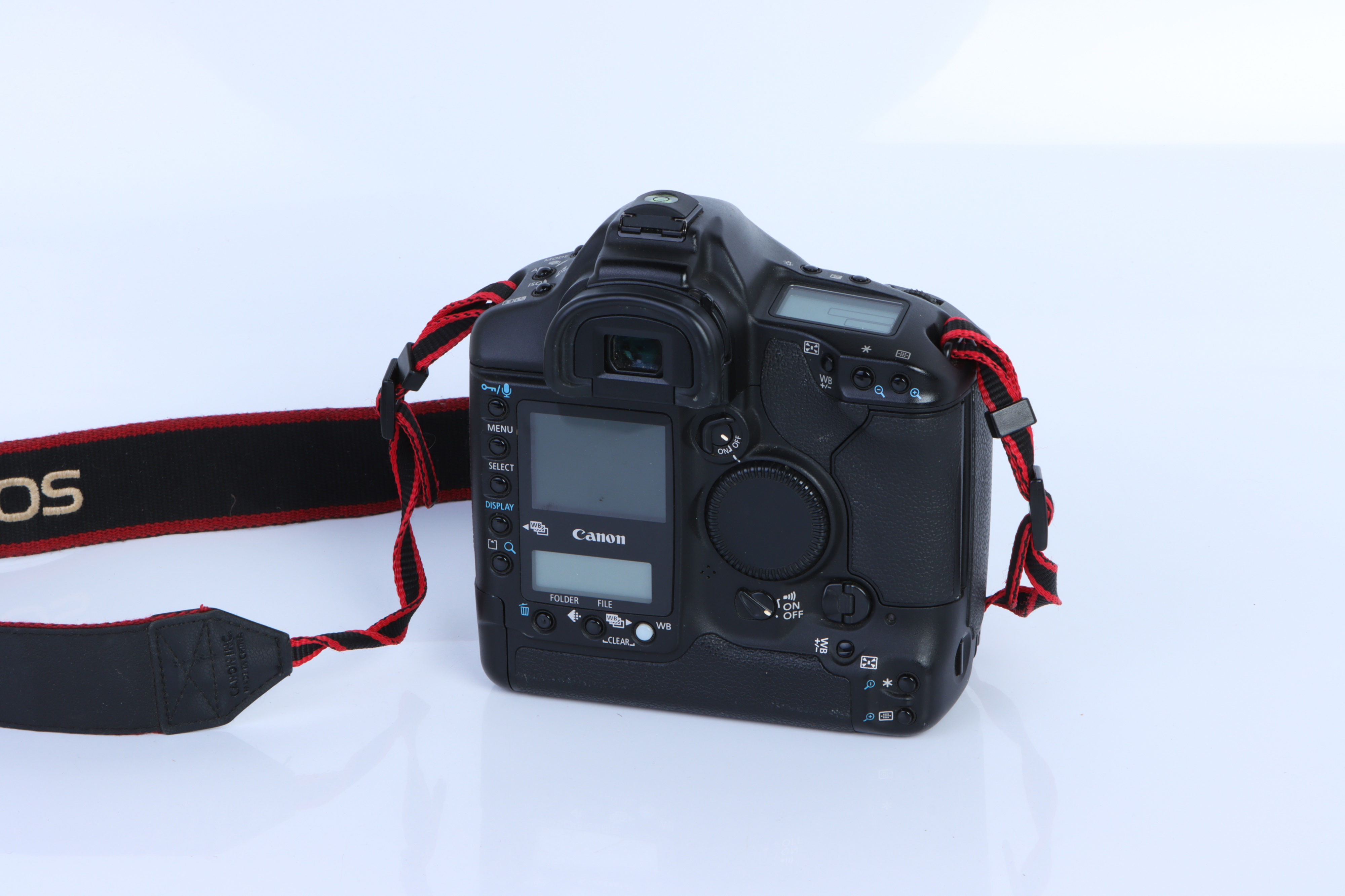 A Canon EOS 1D MArk II Digital SLR Body, - Image 2 of 2
