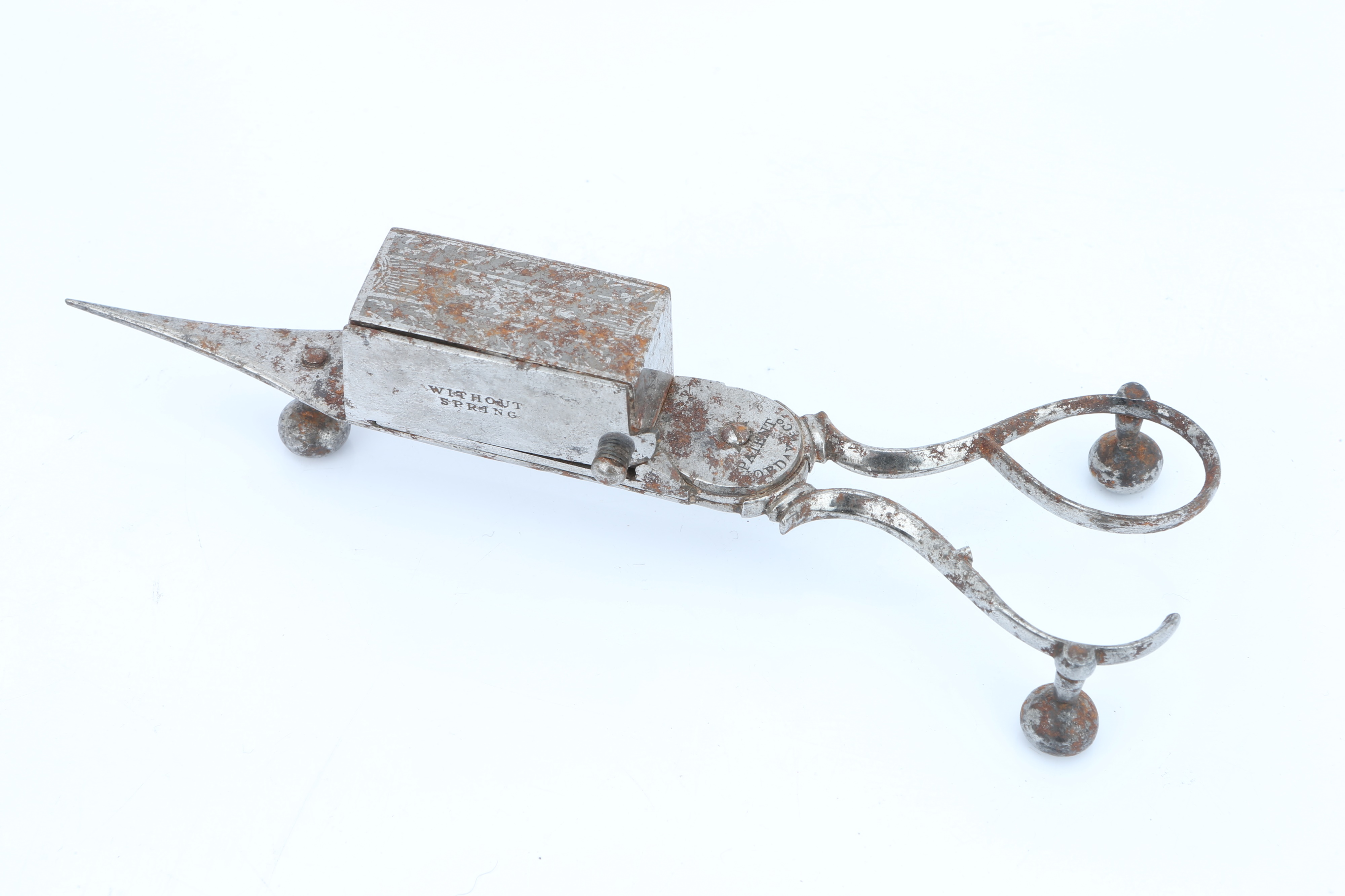 10 Antique Candle Snuffers - Image 3 of 3