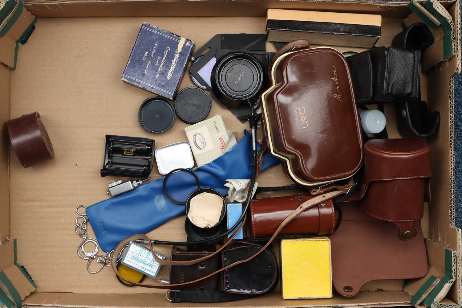 A Good Selection of Various Cameras & Accessories, - Image 2 of 2