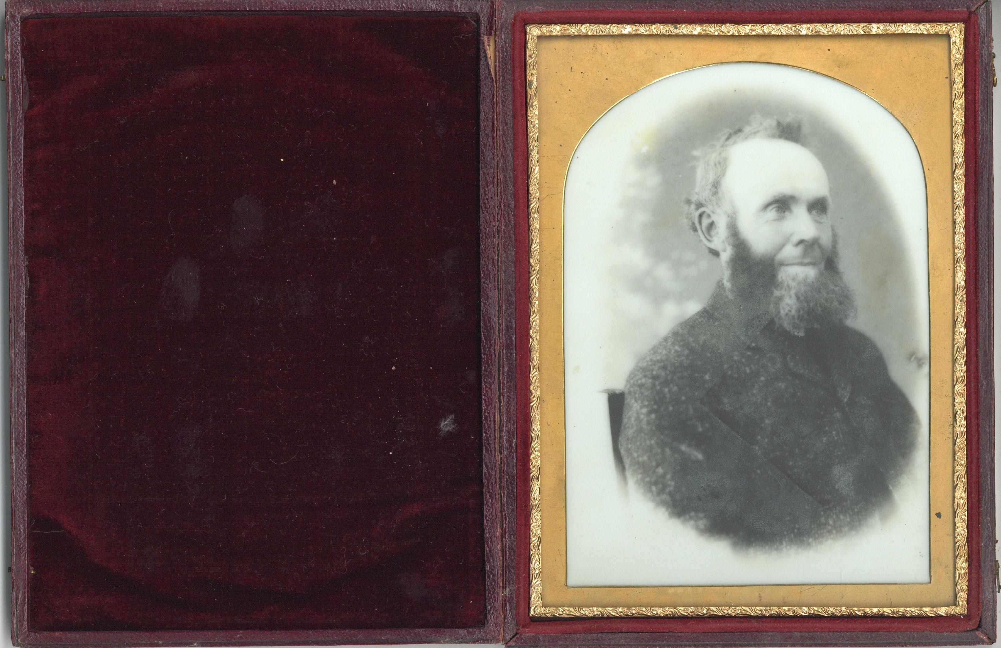 HIRAM CROMPTON BOOTH (1825-1890), An Opalotype Photograph, - Image 2 of 7