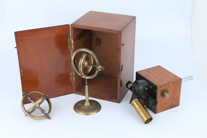 Brass Gyroscope,