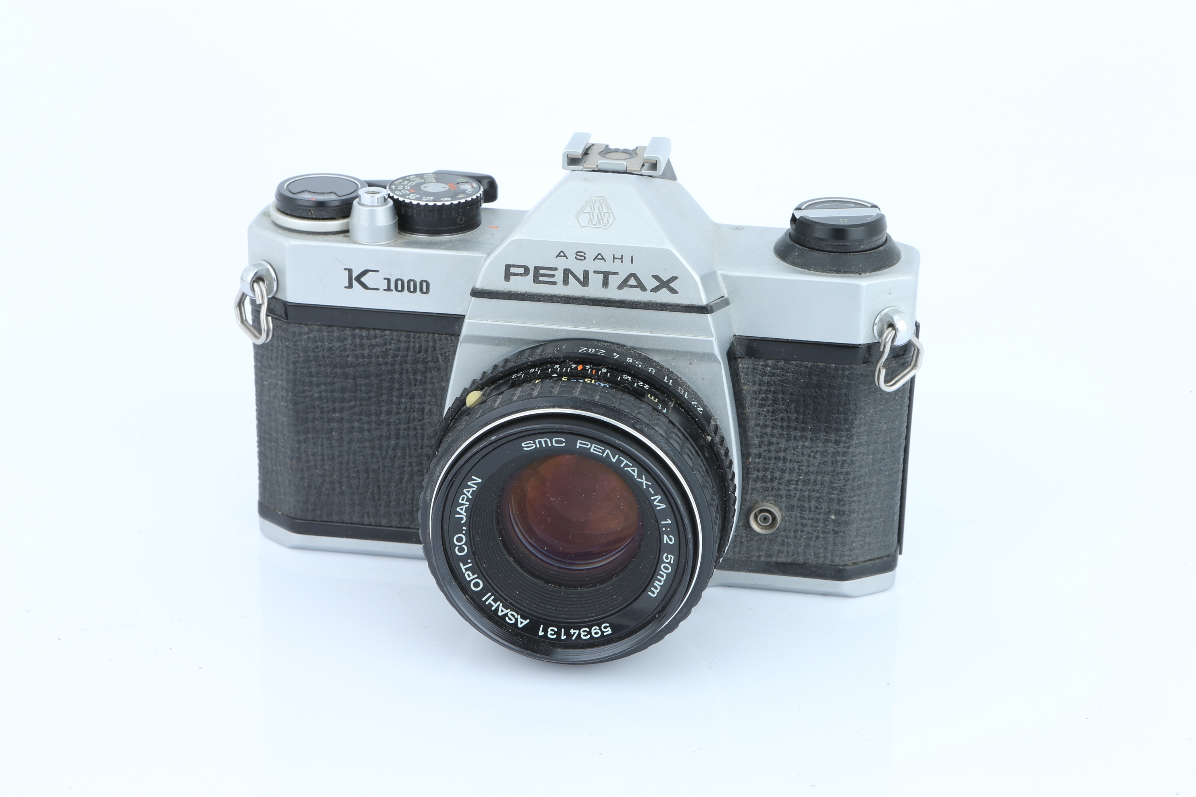 A Pentax K1000 SLR Camera, - Image 2 of 3