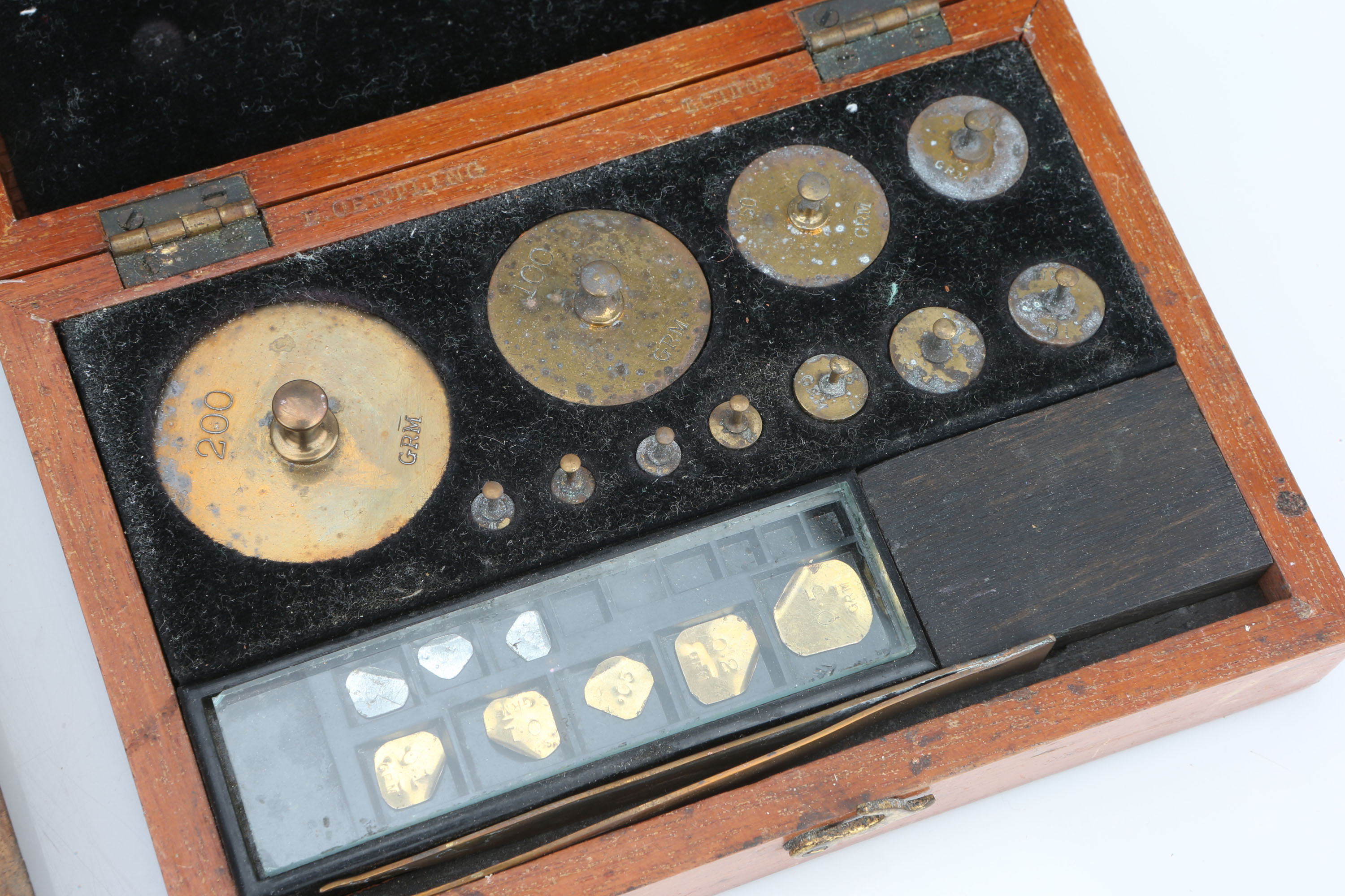 Collection of Hydrometers & Weights - Image 3 of 4