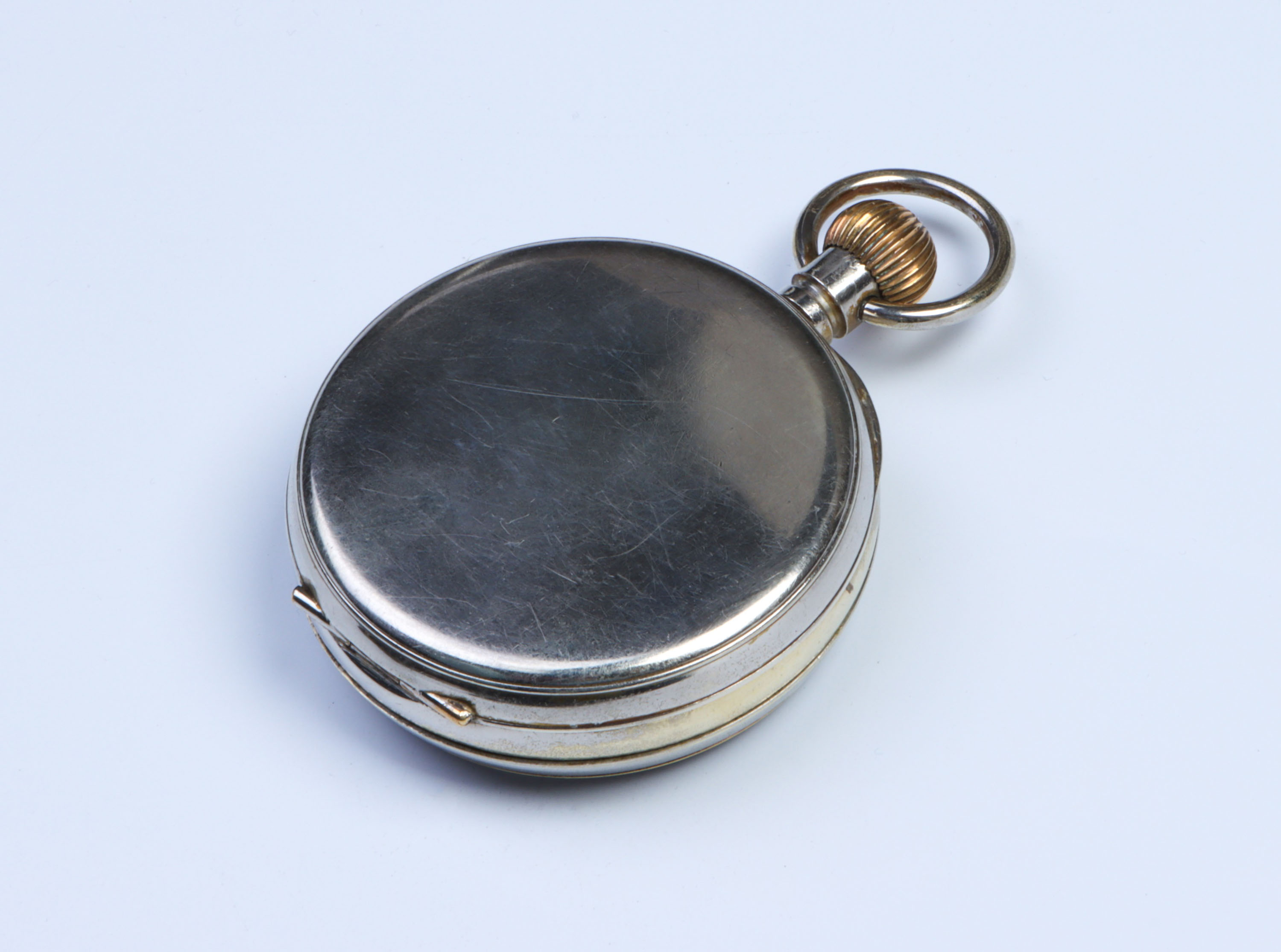 A Goliath Pocket Watch, - Image 4 of 4