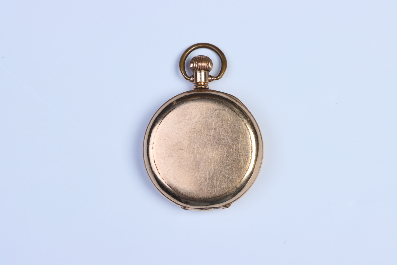 A Half-Hunter Pocket Watch, - Image 5 of 5