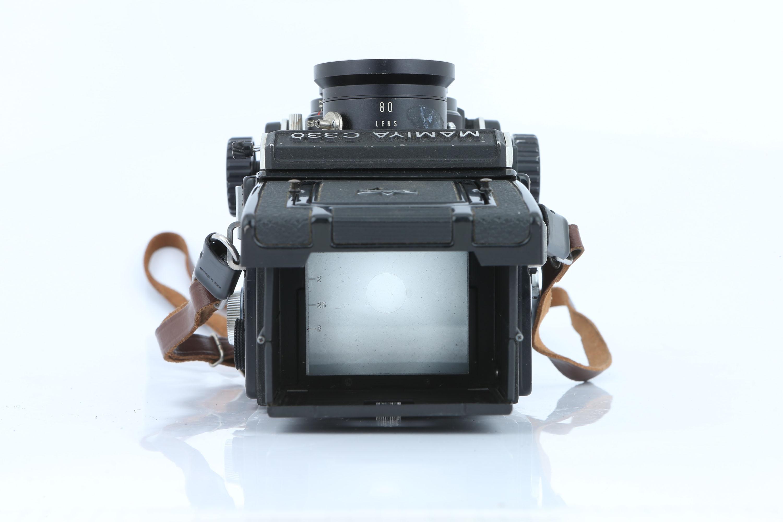 A Mamiya C330 Professional TLR Camera, - Image 4 of 5