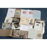 Documents & Photographs Relating to Isenthal & Co,