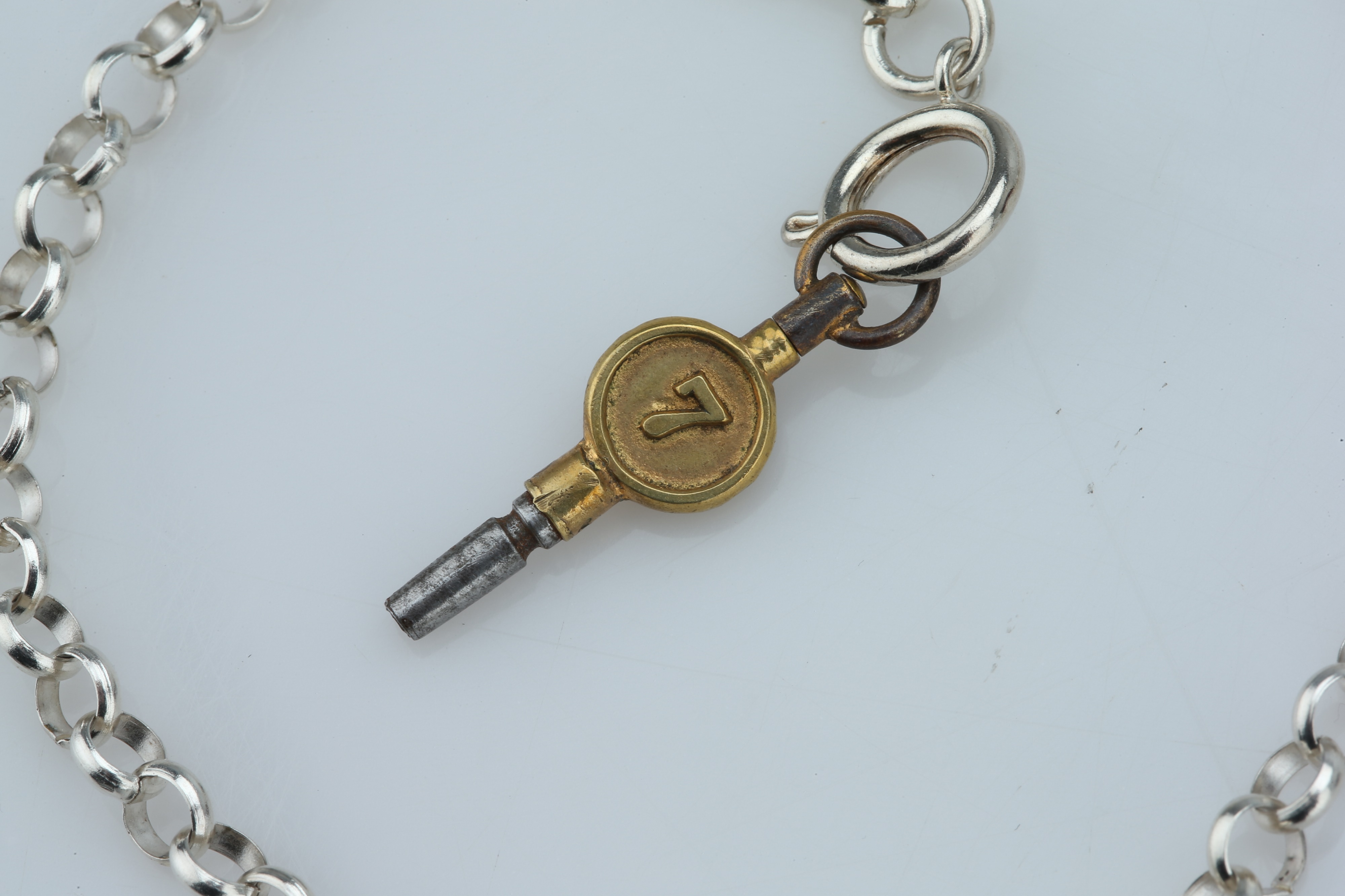 A Pocket Watch Chain - Image 3 of 3