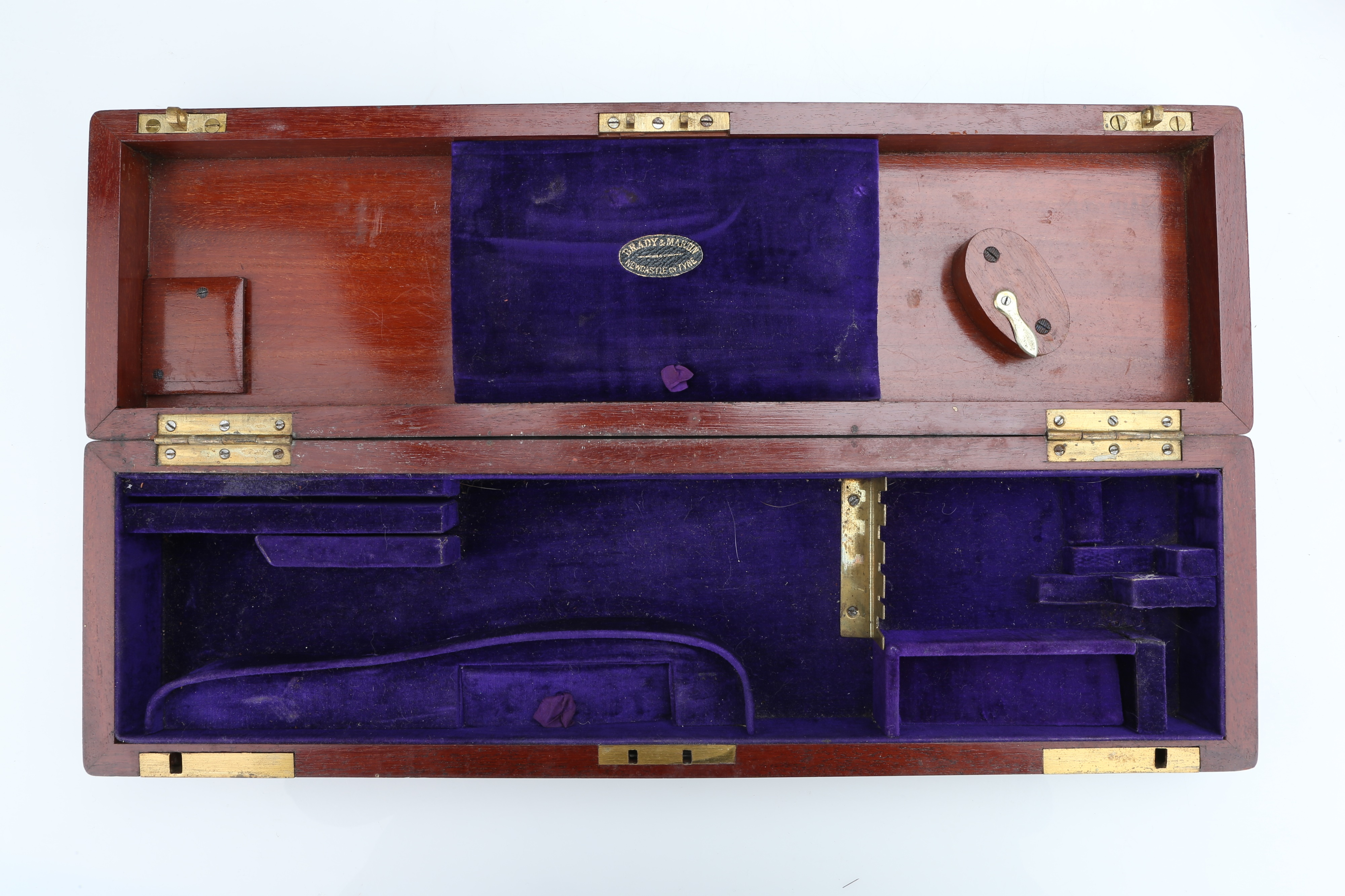 Antique Surgical Instrument Cases, - Image 3 of 5