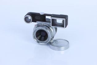 A Leitz Summaron f/3.5 35mm Lens,