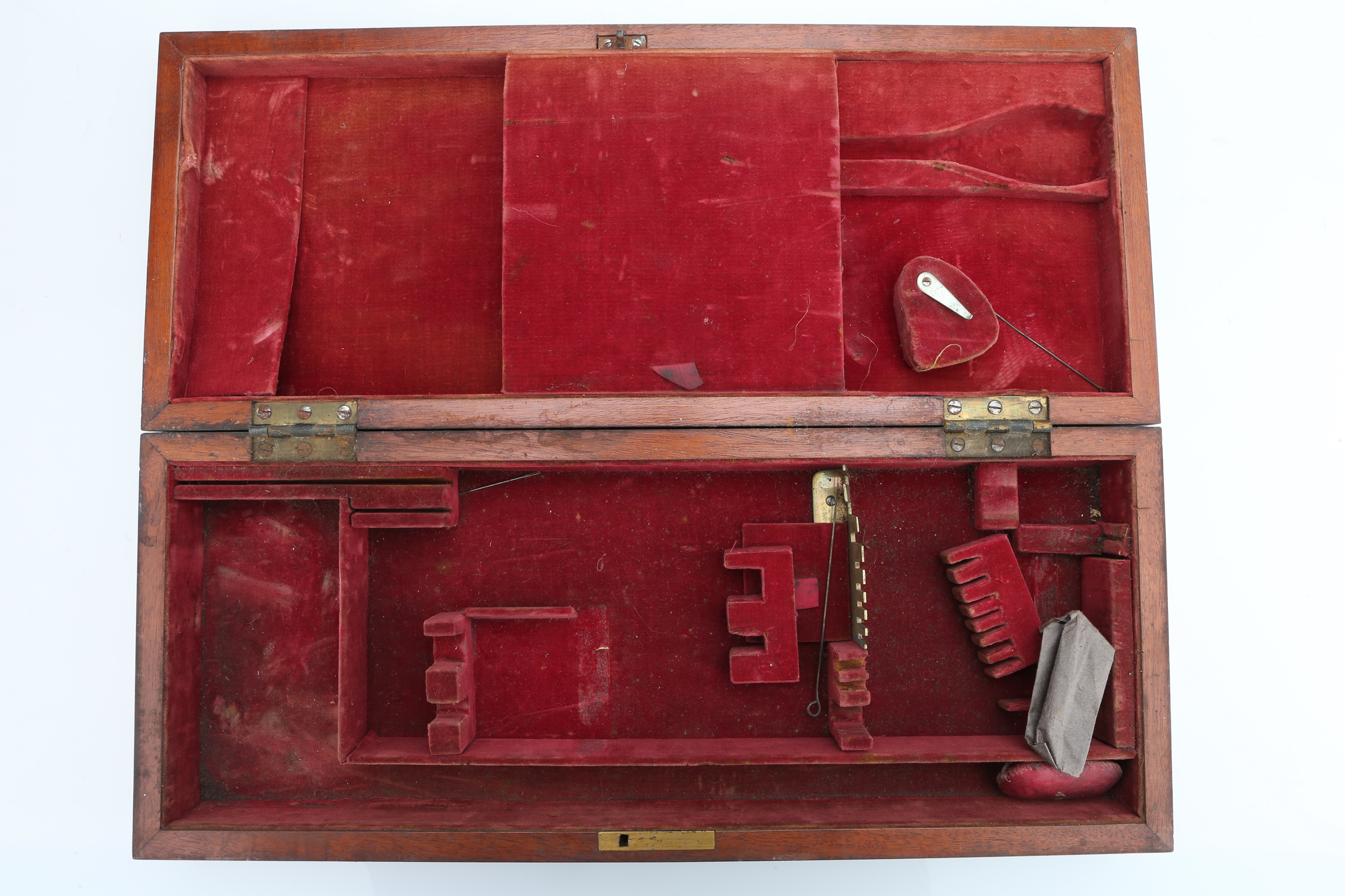 Antique Surgical Instrument Cases, - Image 5 of 5