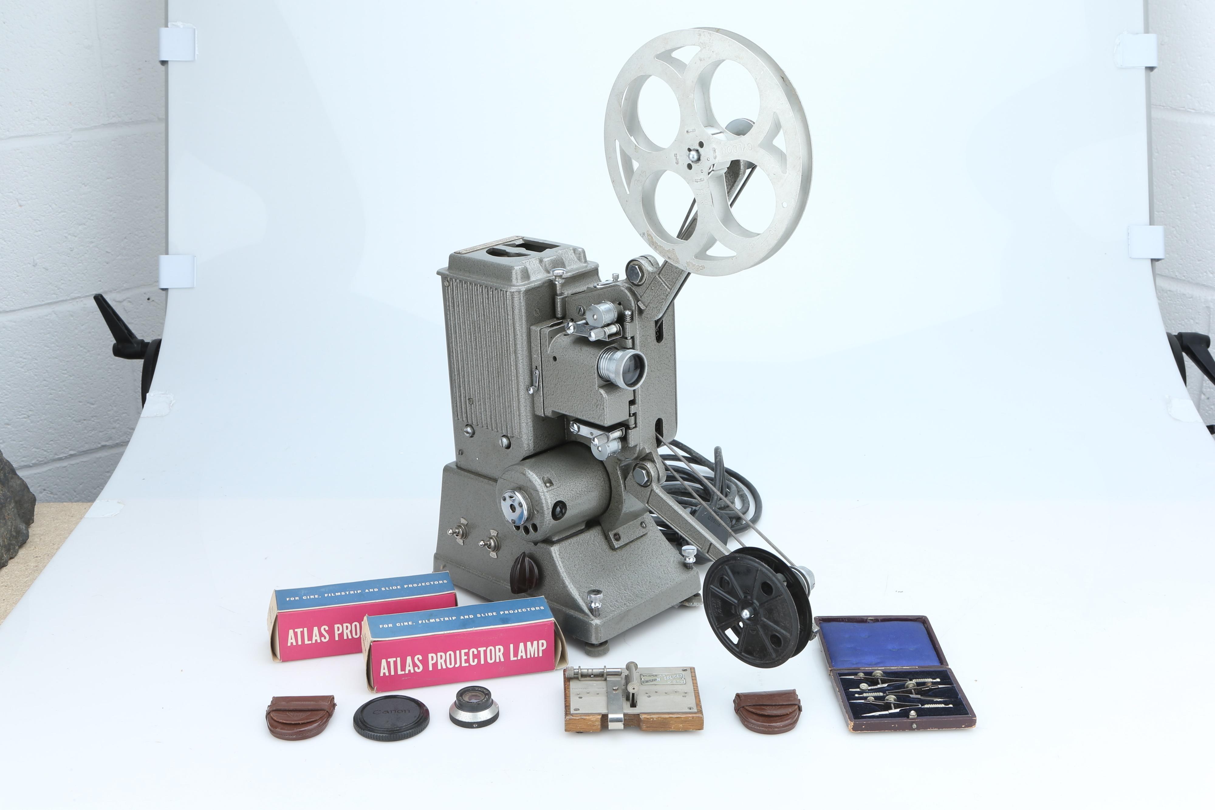 A Spectro Cine Projector,