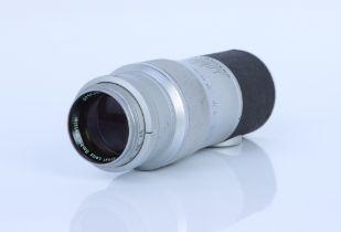 A Leitz Hektor f/4.5 135mm Lens,