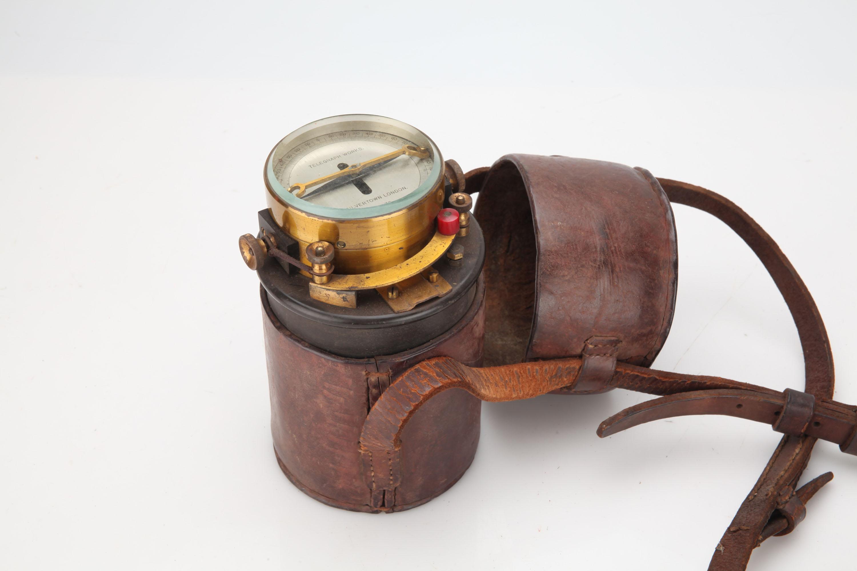 A Telegraph Line Test Galvanometer,
