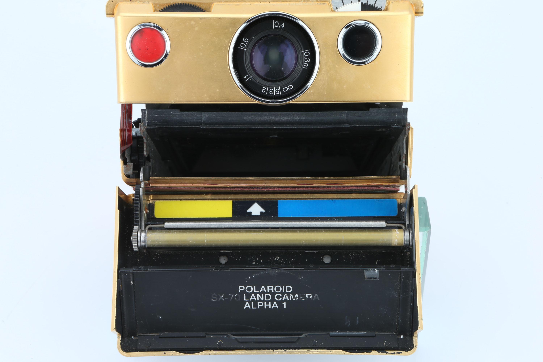 A Polaroid Land Camera SX-70 Alpha 1, - Image 8 of 8