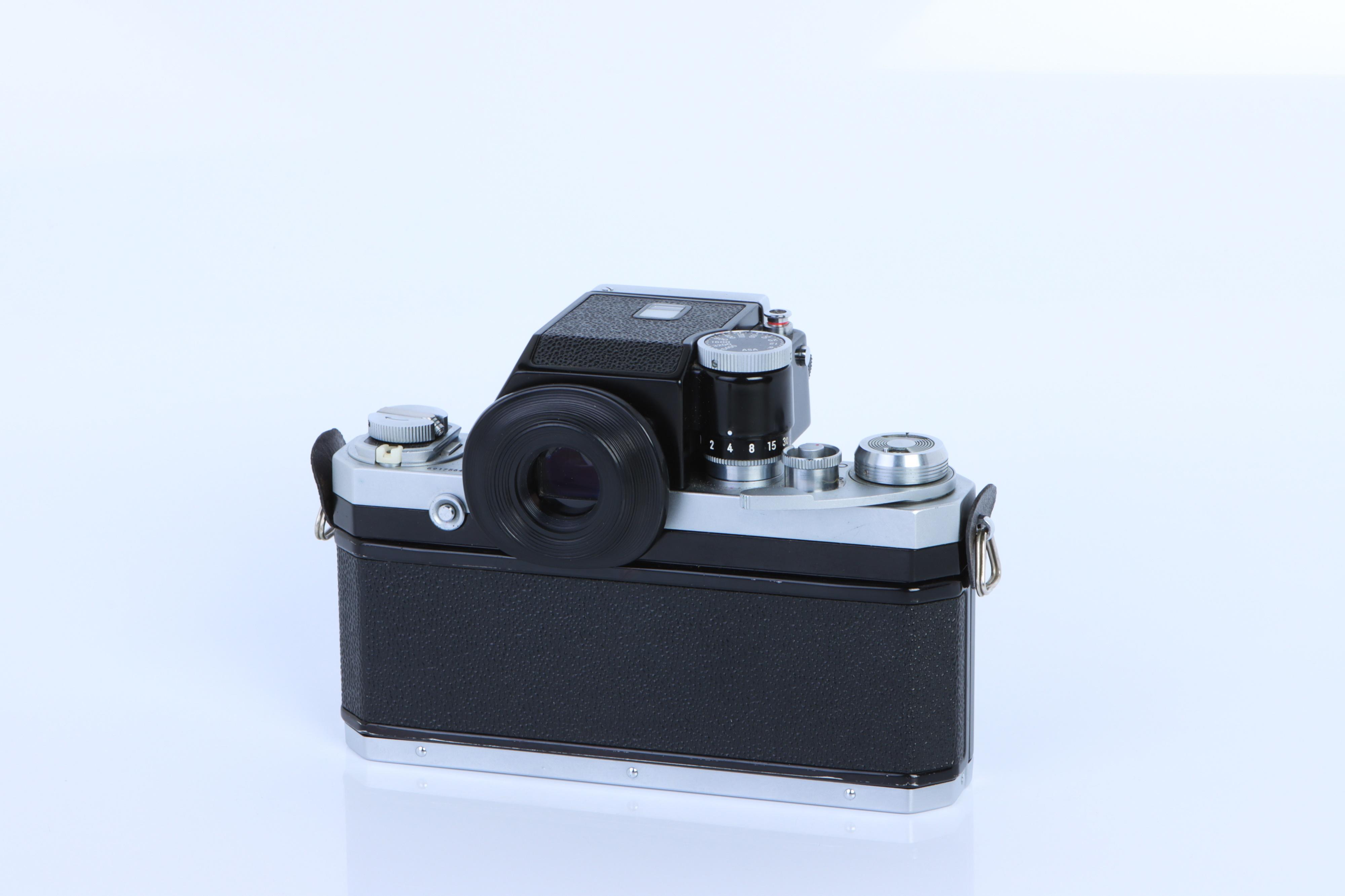A Nikon F Photomic SLR Body, - Image 2 of 2