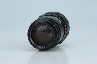 A Leitz Tele-Elmar 135mm f/4 Lens,