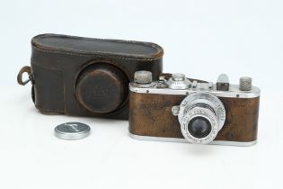 A Leica I Camera,