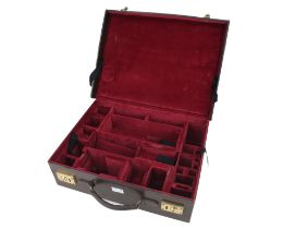 A Large Briefcase Style Rangefinder Outfit Camera Case,