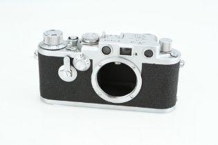 A Leica IIIf Delay Rangeinder Body,