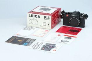 A Leitz Leica R3 MOT 35mm SLR Camera,
