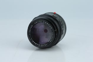 A Leitz 'Fat' Tele Elmarit 90mm f/2.8 Lens,