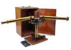 A Victorian Spectroscope,