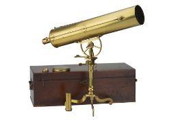 A Fine 4-inch Reflecting Telescope by Watkins & Smith,